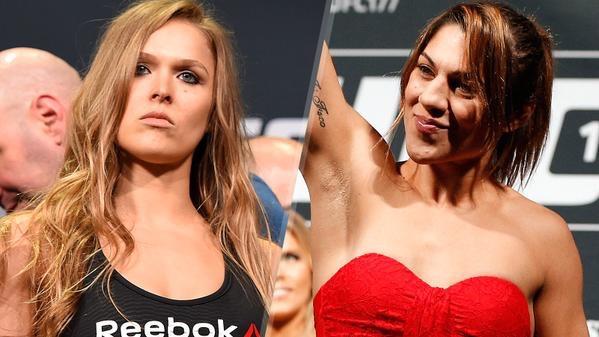 Ronda Rousey, Bethe Correia