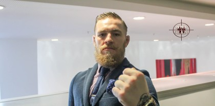 Conor McGregor MMA Crazy