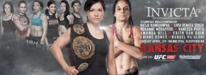 Invicta 12 MMA Crazy