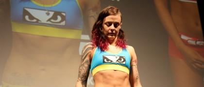 Joanne Calderwood MMA Crazy