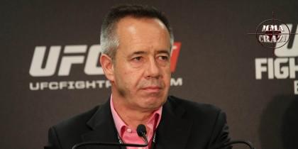 Dave Allen UFC EMEA MMA Crazy TV
