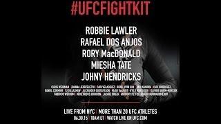 UFC Fight Kit MMA Crazy TV