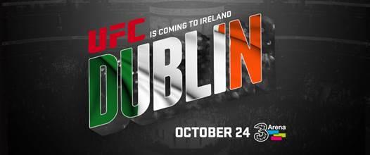 UFC Dublin 2015 MMA Crazy TV