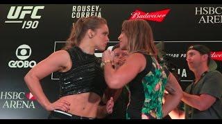 Rousey vs Correia