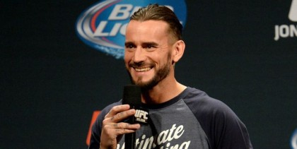CM Punk Cathal Pendred