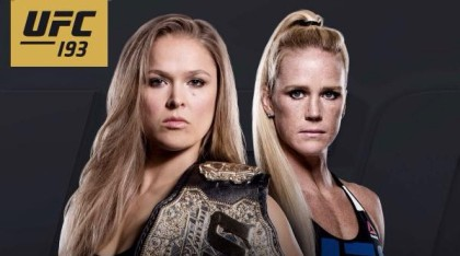 Ronda Rousey vs. Holly Holm now set for UFC 193 in Melbourne