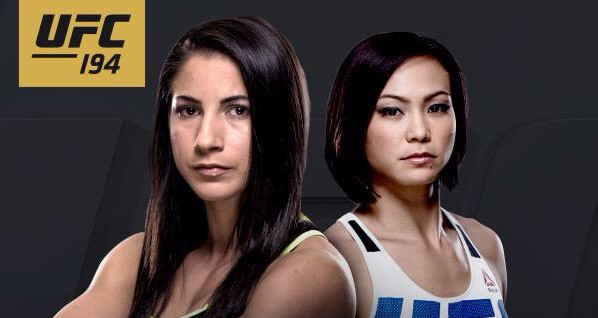 Tecia Torres is set to take on Michelle Waterson at UFC 194 Dec.12 in Las Vegas