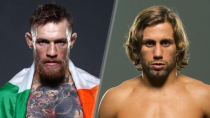 CAST REVEALED FOR THE ULTIMATE FIGHTER®: TEAM McGREGOR vs. TEAM FABER