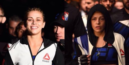 PAIGE VANZANT SET TO FACE JOANNE CALDERWOOD IN THE MAIN EVENT OF UFC FIGHT NIGHT DEC.10