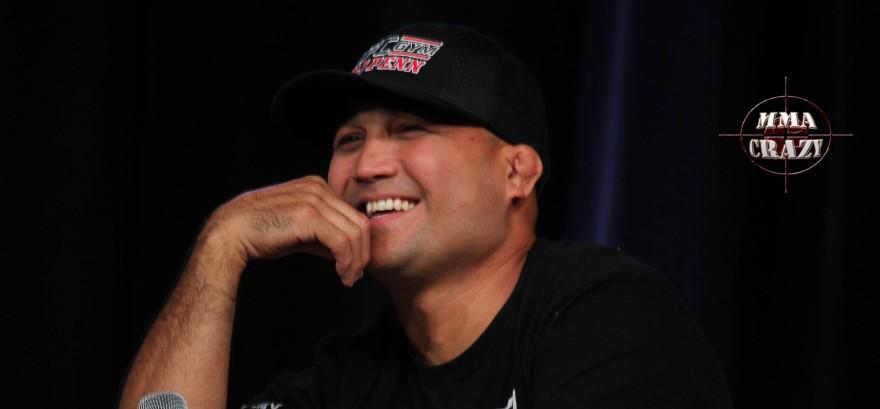 BJ Penn MMA Crazy Lee Williams (1 of 1)