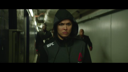 Video: UFC 193 Ronda Rousey vs. Holly Holm Promo.