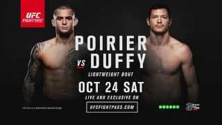 UFC Fight Night Dublin: Poirier vs Duffy Preview