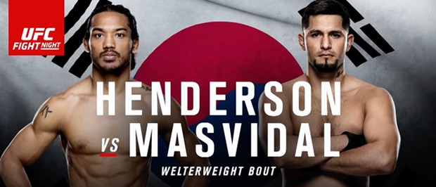 UFC Fight Night Seoul Results