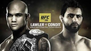 UFC 195: Extended Preview