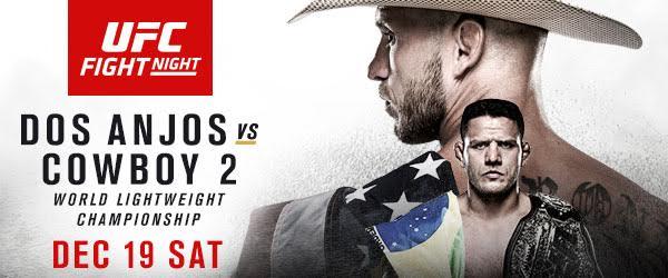 UFC Fight Night Orlando Results