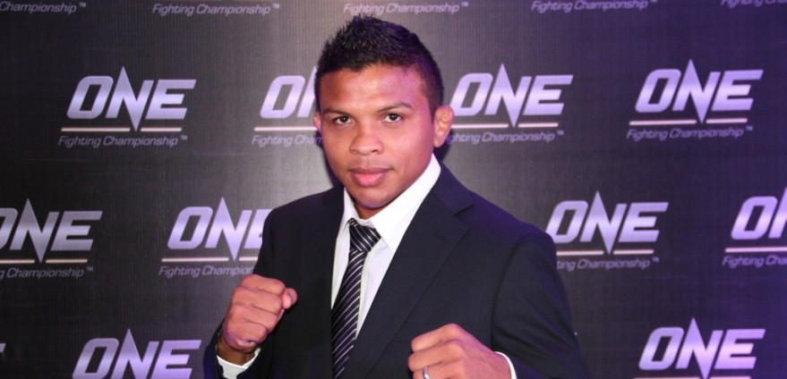 Bibiano Fernandes set to face Kevin Belingon at ONE Wujie: Dynasty of Champions