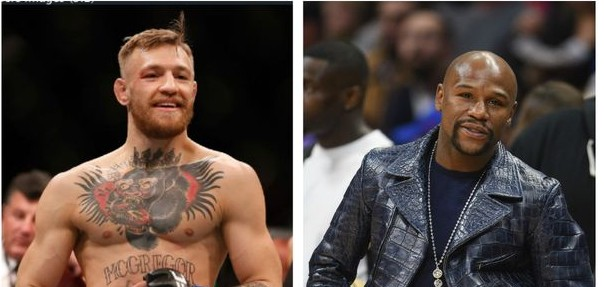 Conor McGregor to Mayweather 'don't ever bring race into my success again.'