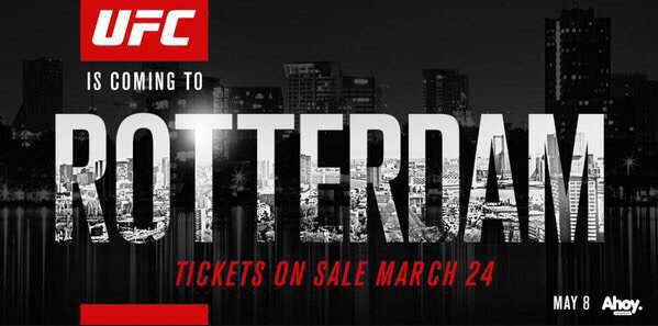 UFC Rotterdam